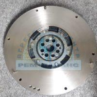 Переделанный в одномассовый двухмассовый маховик Iveco Daily / Fiat Ducato